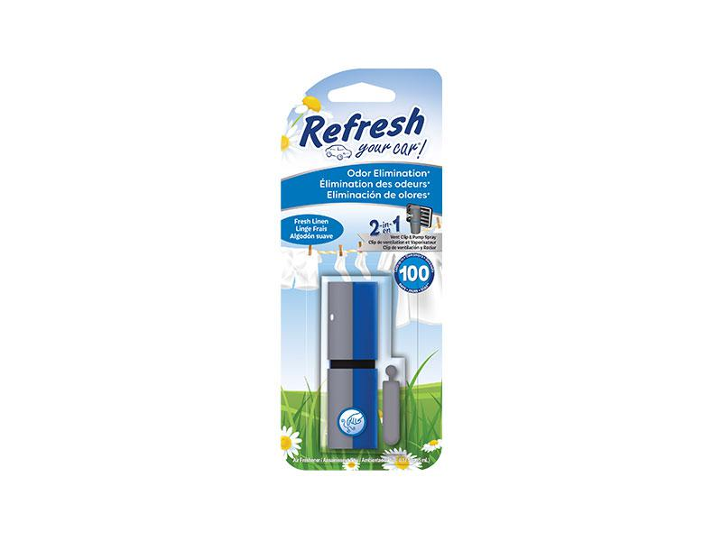 vent pump spray fresh linen