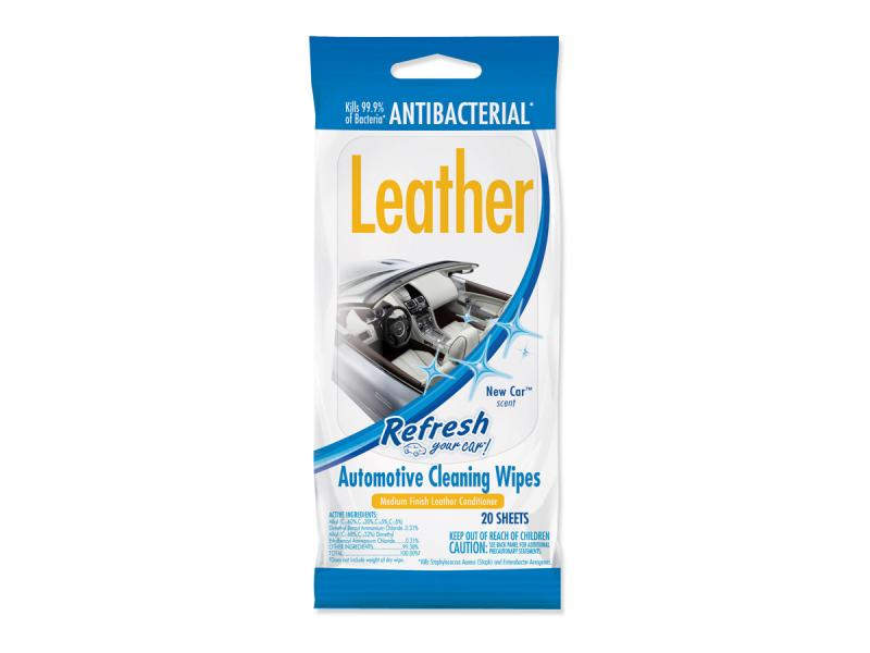 Leather Wipes | Refresh Your Car